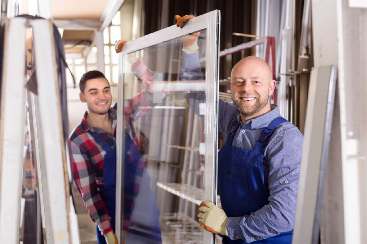 Aluminium Window Repairs Warwickshire